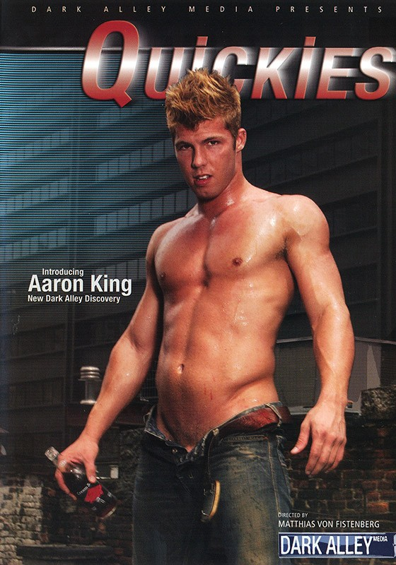 Quickies DVD - Front
