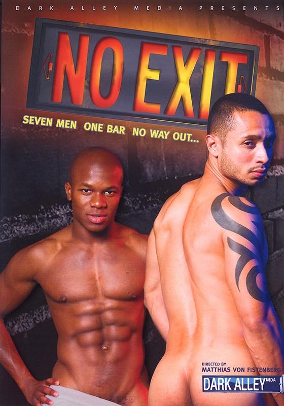 No Exit DVD - Front