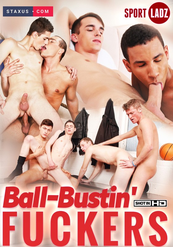 Ball Bustin' Fuckers DOWNLOAD - Front