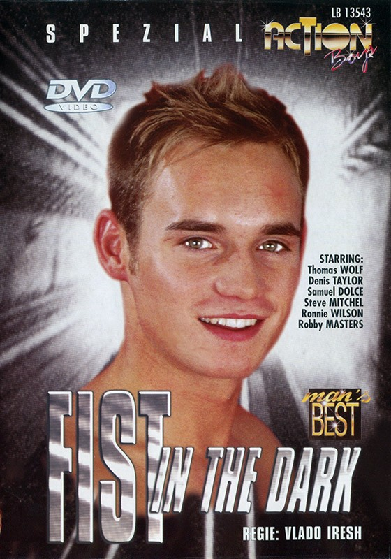 Fist In The Dark DOWNLOAD - Front