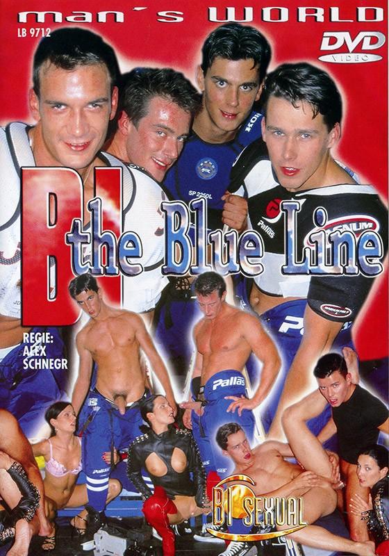 Bi The Blue Line DOWNLOAD - Front