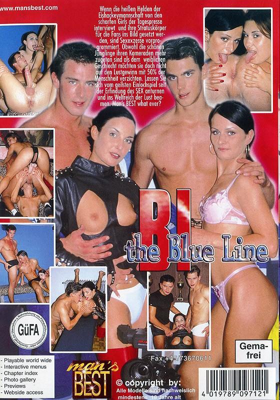 Bi The Blue Line DOWNLOAD - Back