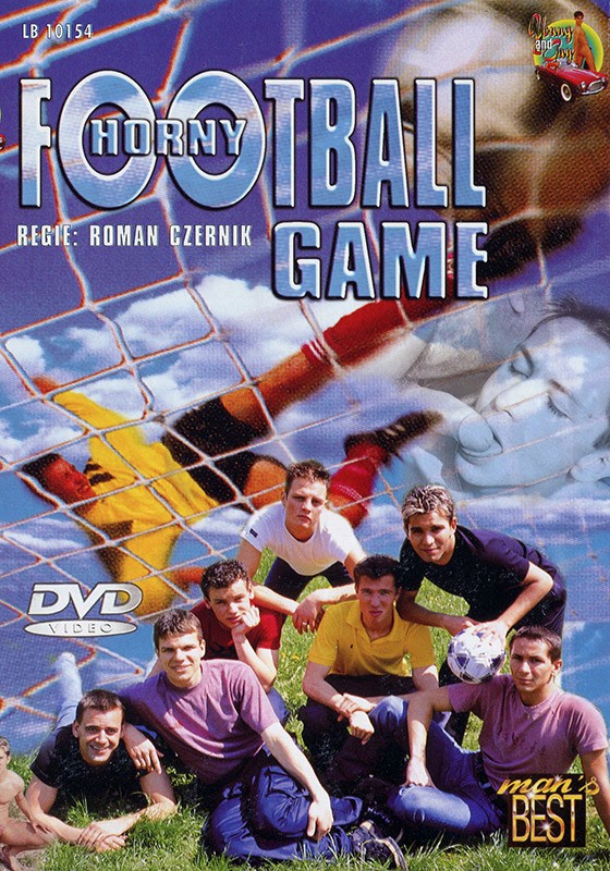 Horny Football Game DOWNLOAD - Front