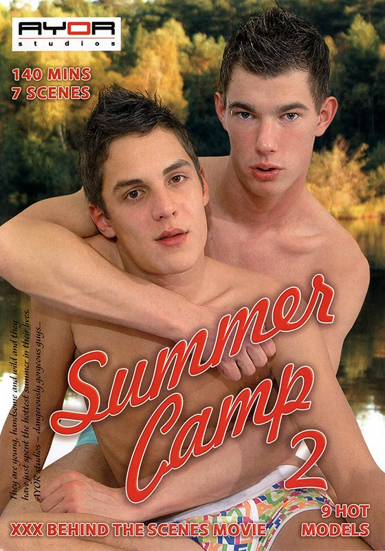 Summer Camp 2 DVD - Front