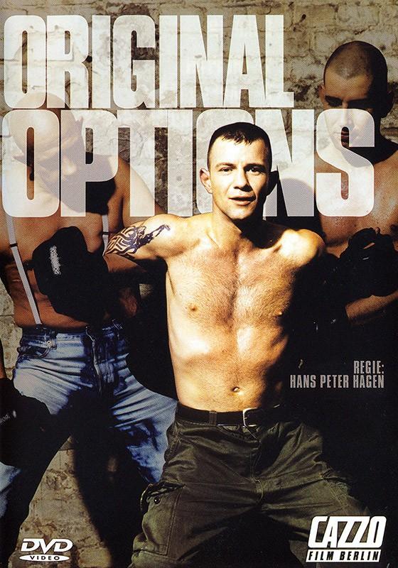 Original Options Cover Front