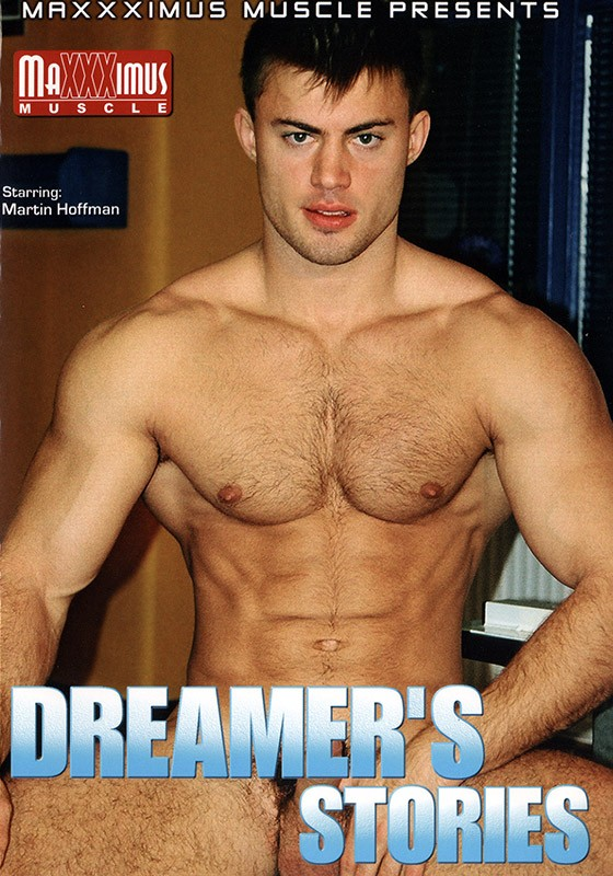 Dreamer's Stories DVD - Front