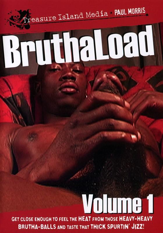 BruthaLoad volume 1 DVD - Front