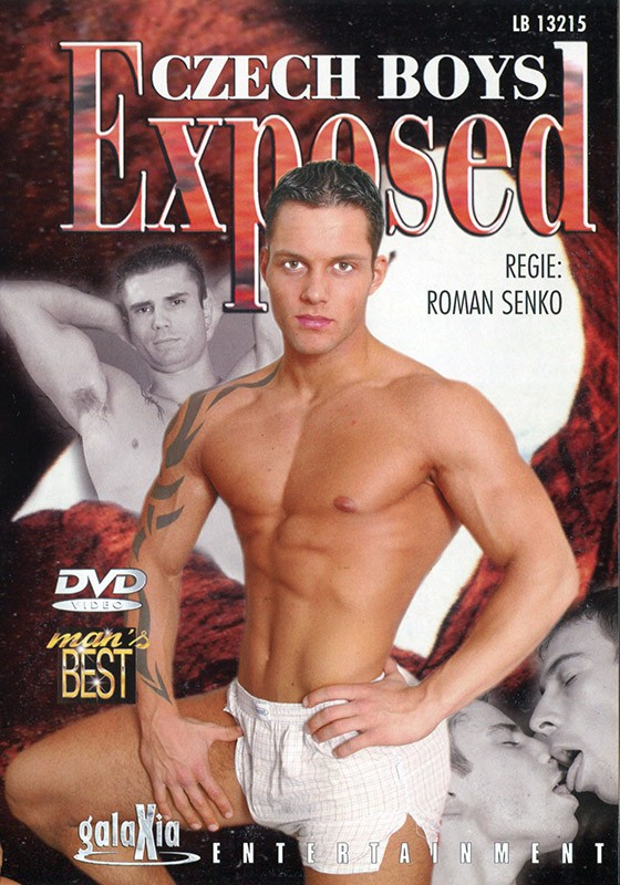 Czech Boys Exposed DOWNLOAD - Front