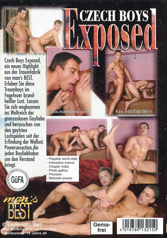 Czech Boys Exposed DOWNLOAD - Back