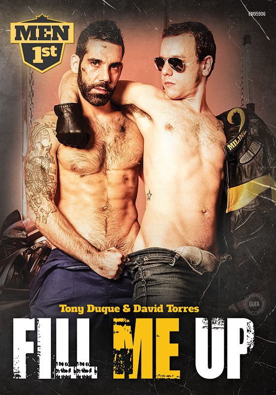 Fill Me Up DOWNLOAD - Front