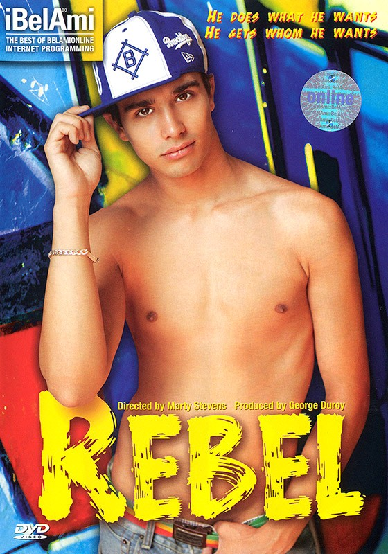 Rebel DVD - Front