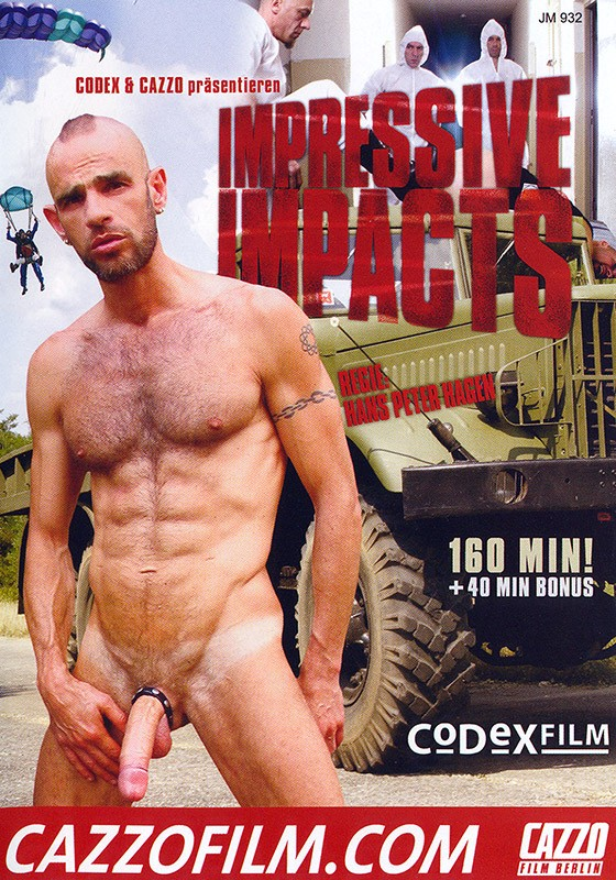 Impressive Impacts DVD - Front
