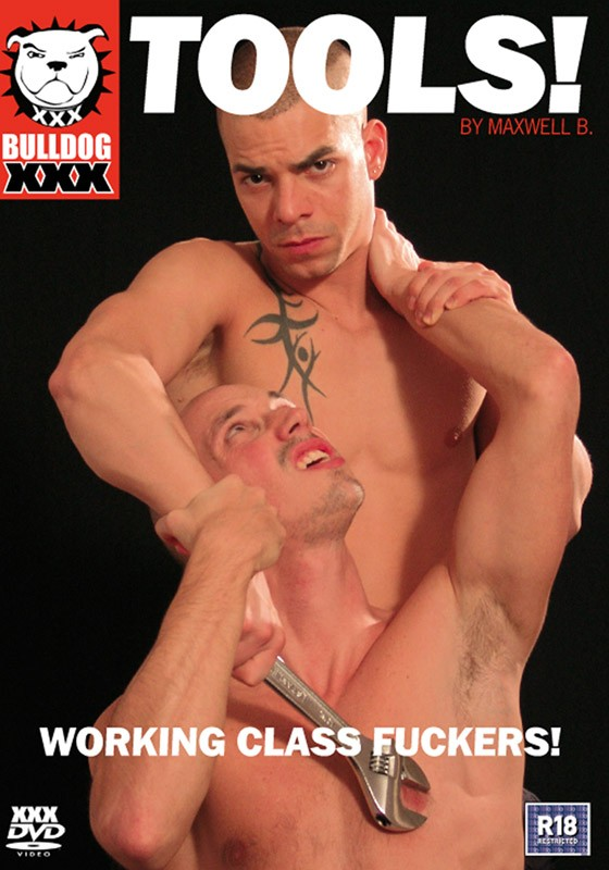 Tools! DVD - Front