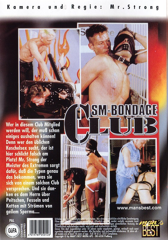 SM Bondage Club 1 DOWNLOAD - Back