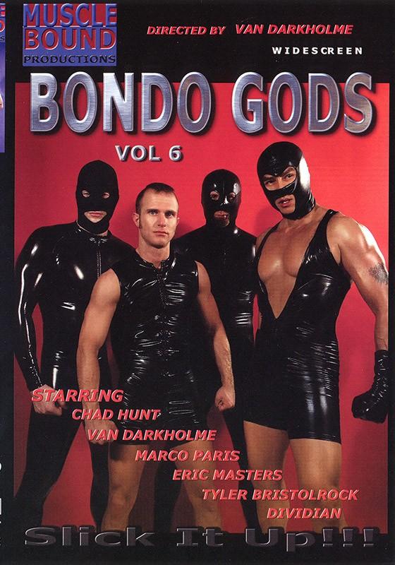 Bondo Gods volume 6 DVD - Front