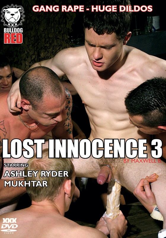 Lost Innocence 3 DVD - Front