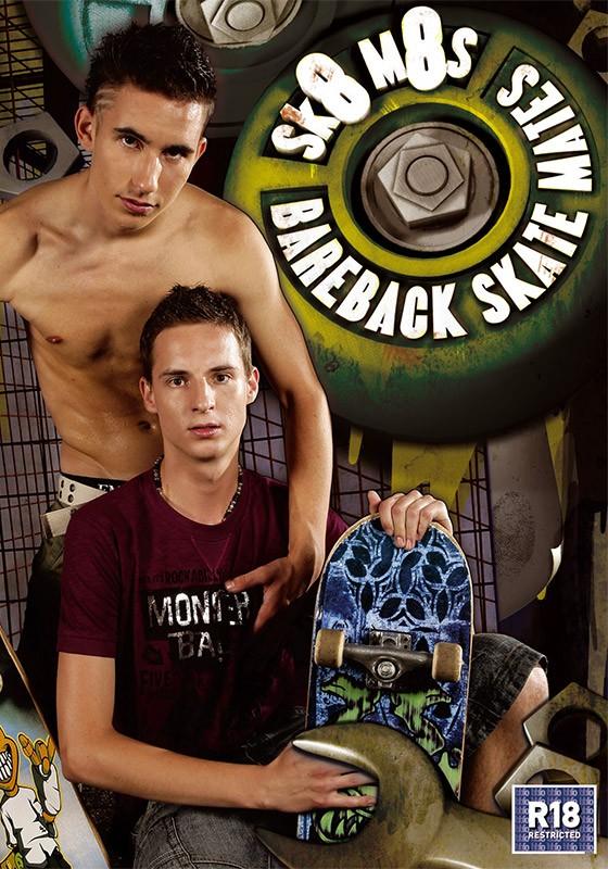 Bareback Skate Mates DVD - Front