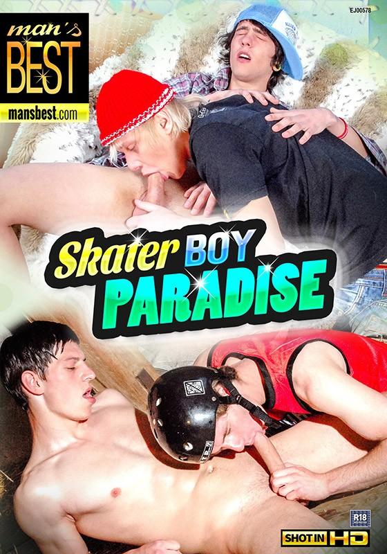 Skater Boy Paradise DOWNLOAD - Front