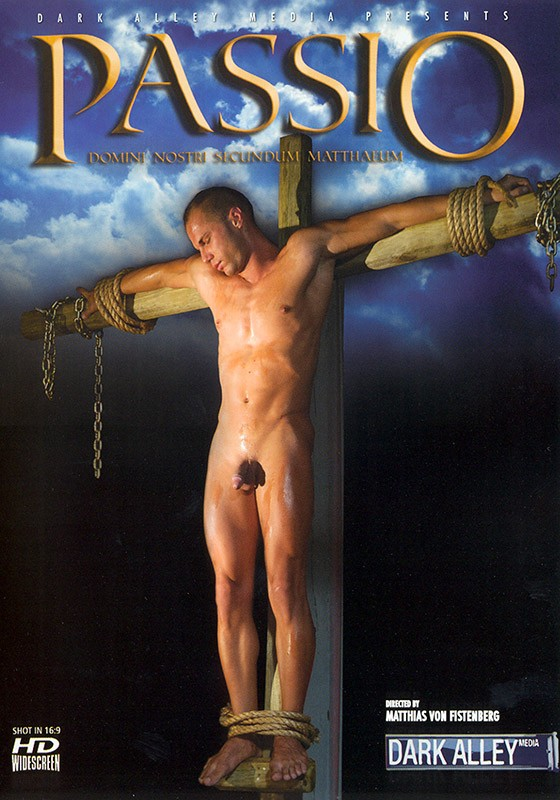 Passio DVD - Front