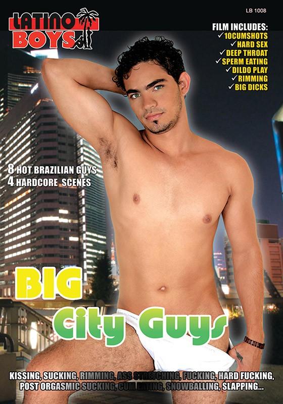 Big City Guys DOWNLOAD - Front