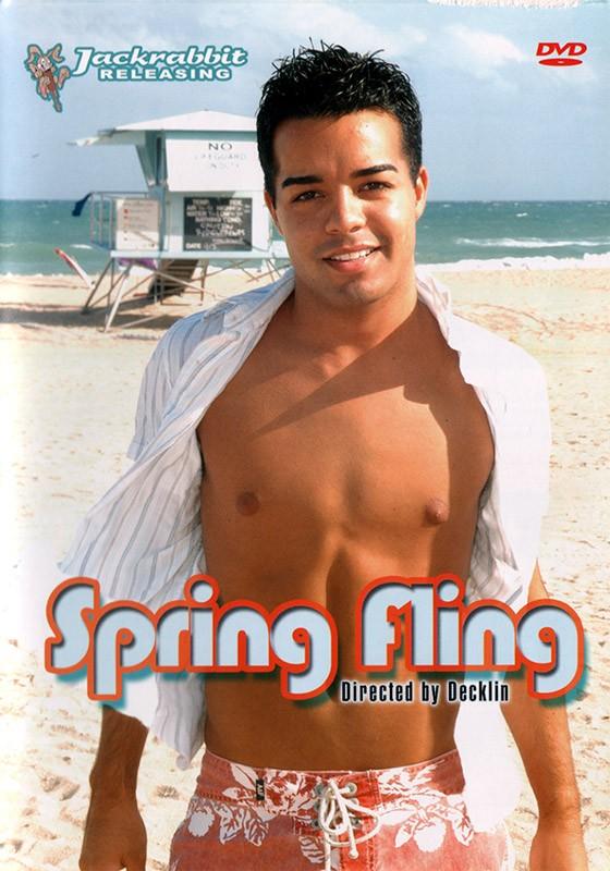 Spring Fling DVD - Front