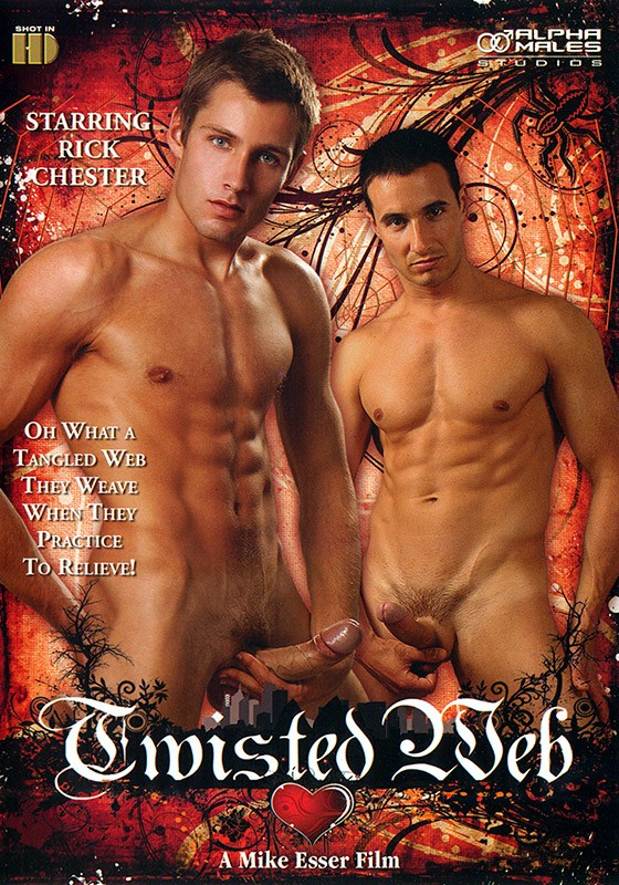 Twisted Web DVD - Front