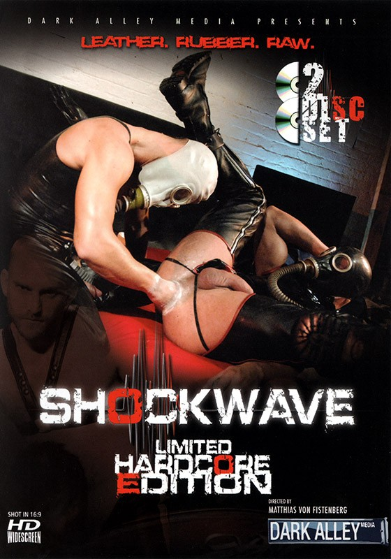 Shockwave (limited hardcore edition) DVD - Front