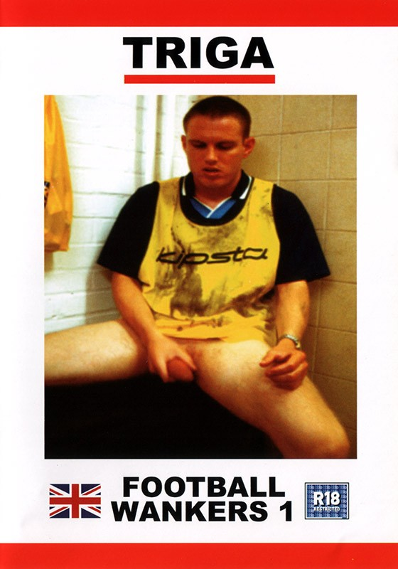 Football Wankers 1 DVD - Front
