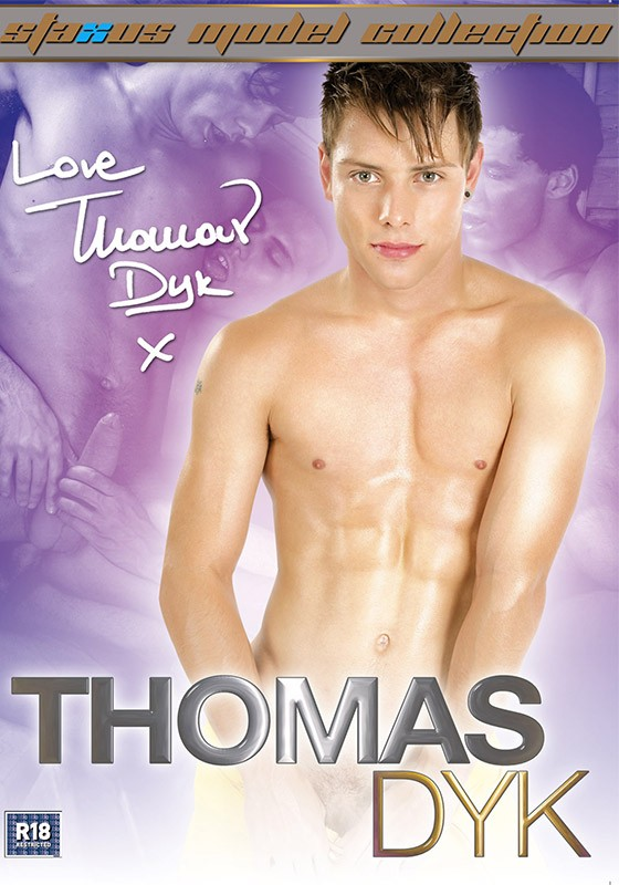 Staxus Model Collection 06: Thomas Dyk DVD - no cover art available - Front