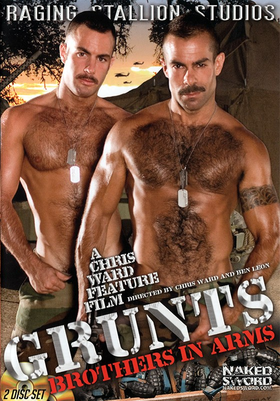 Grunts: Brothers in Arms DVD - Front