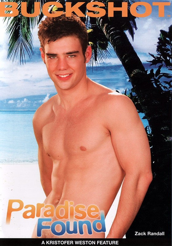 Paradise Found DVD - Front