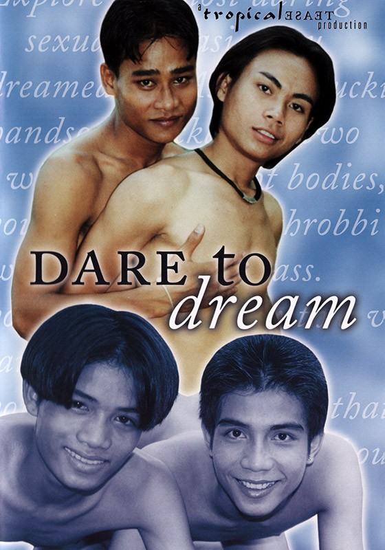 Dare to Dream DVD - Front