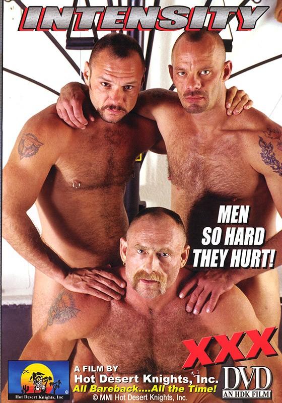 Intensity DVD - Front