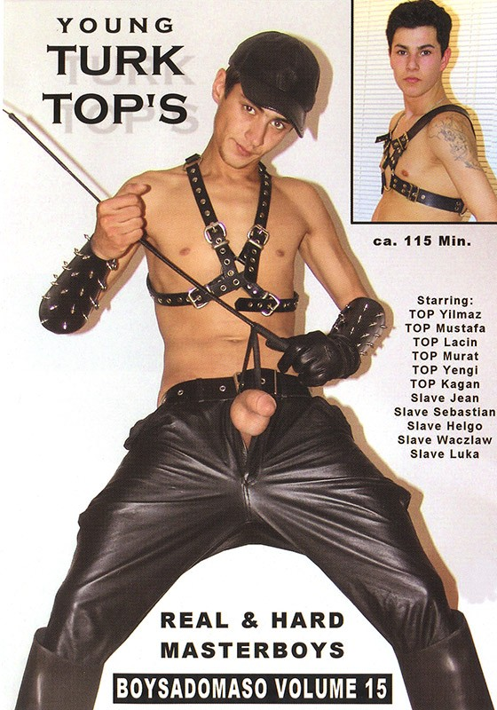 Young Turk Tops DVD - Front