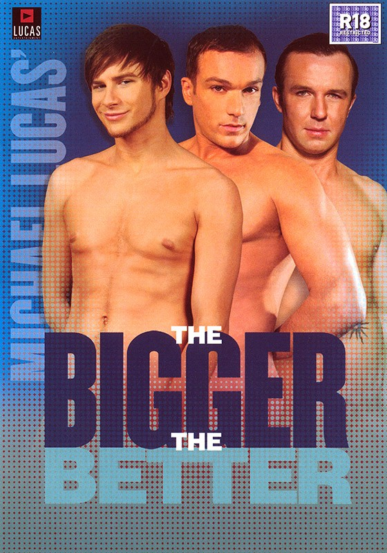The Bigger the Better DVD - Front