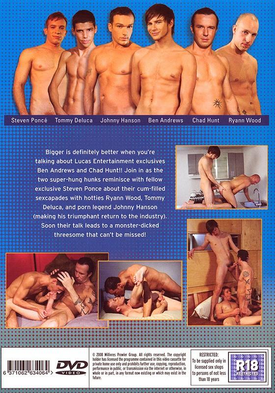 The Bigger the Better DVD - Back