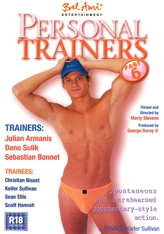 Personal Trainers 6 DVD - Front