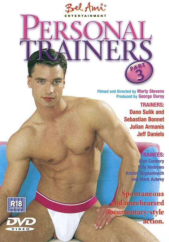 Personal Trainers 3 DVD - Front