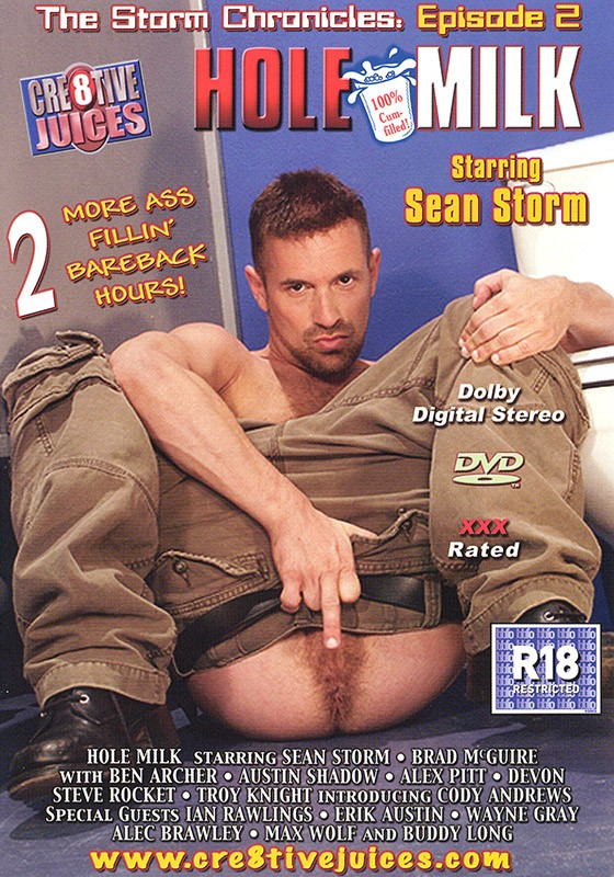 Hole Milk DVD - Front