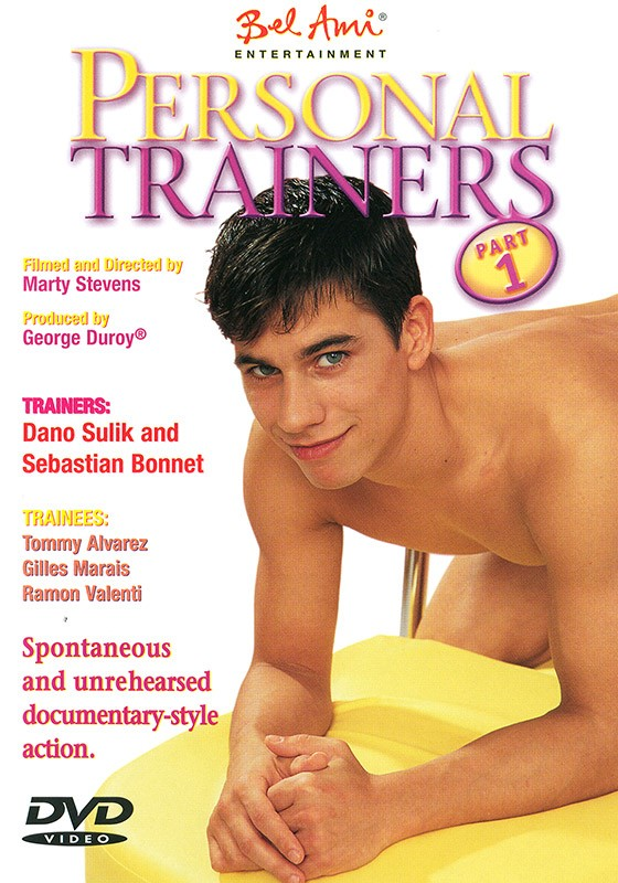 Personal Trainers 1 DVD - Front