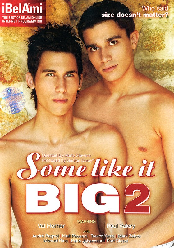 Some Like it Big 2 DVD - Front