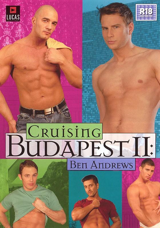Cruising Budapest 2 DVD - Front