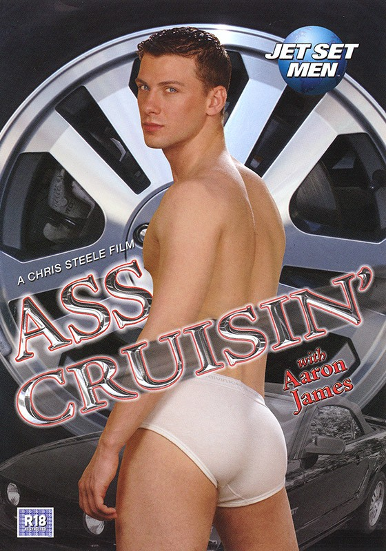 Ass Cruisin' DVD - Front