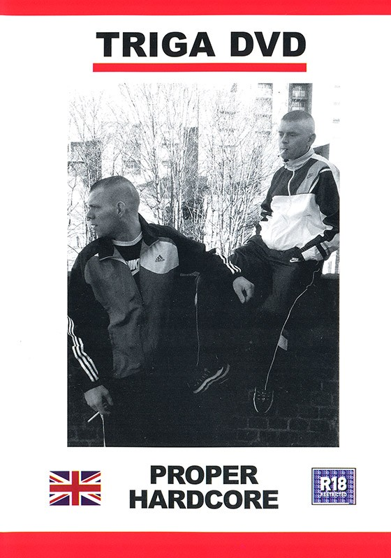 Proper Hardcore Cover Front