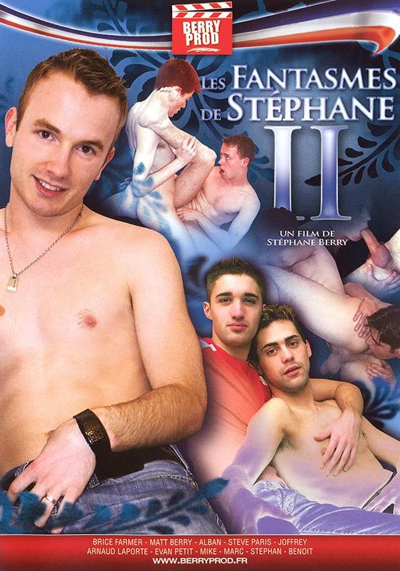 Les Fantasmes de Stephane 2 DVD - Front