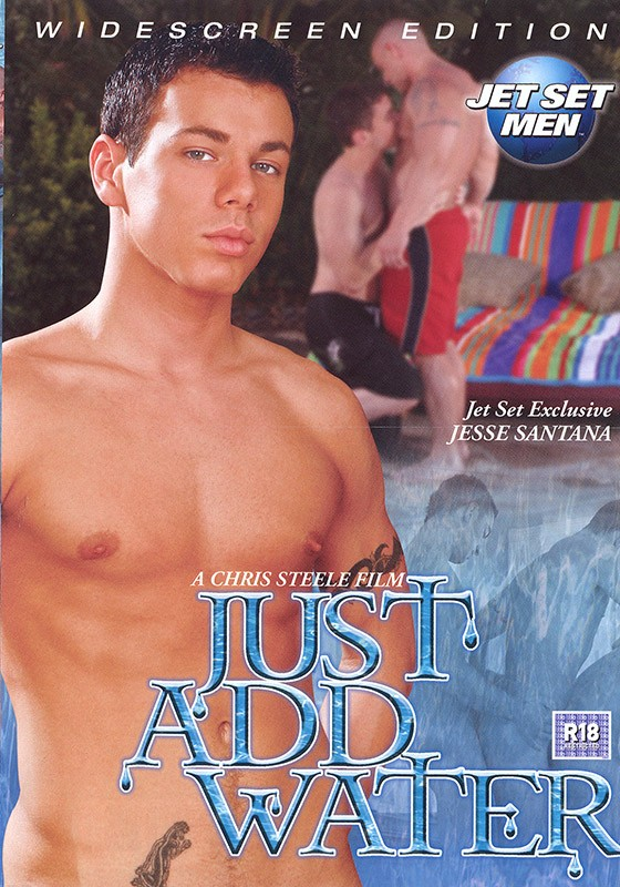 Just add Water DVD - Front