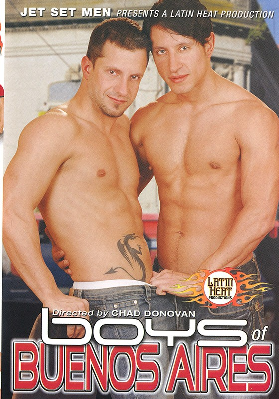 Boys of Buenos Aires DVD - Front