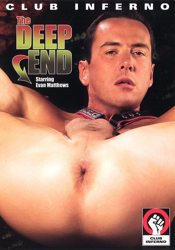 The Deep End DVD - Front