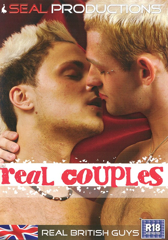 Real Couples DVD - Front