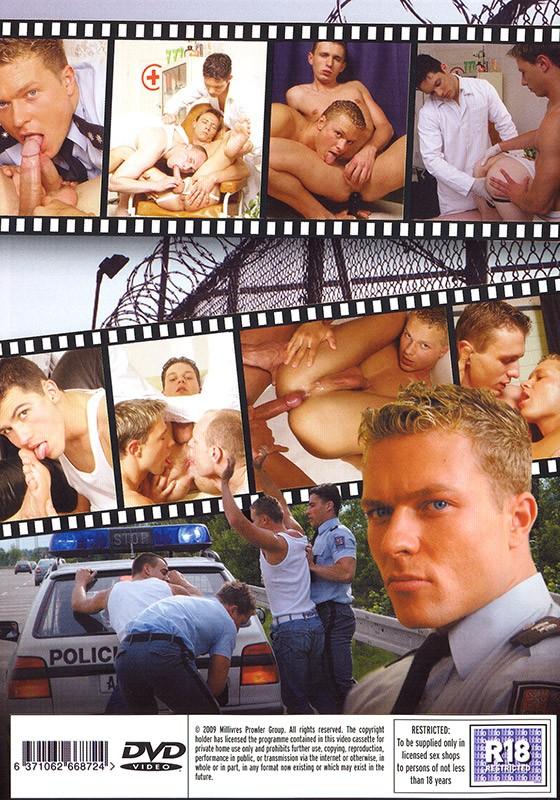 Juvie Boys DVD - Back